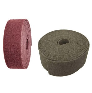 Nonwoven abrasives roll 100mm x 10m